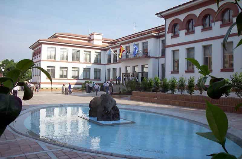 Ayuntamiento Monforte Lemos impresion 3D