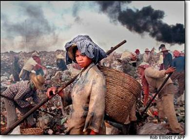 Pobreza...Como Ayudar + Info + Fotos